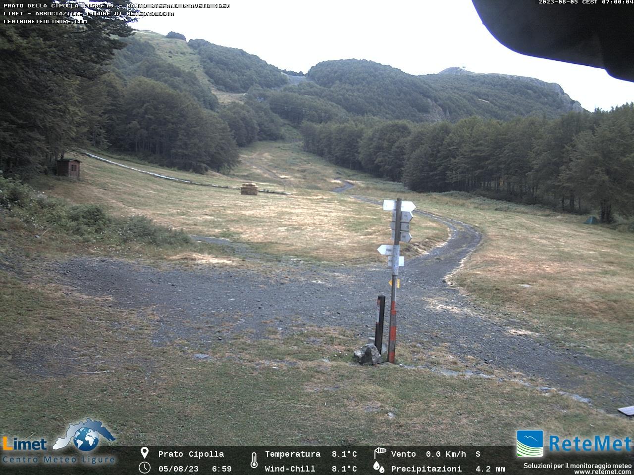 Webcam Santo Stefano d'Aveto
