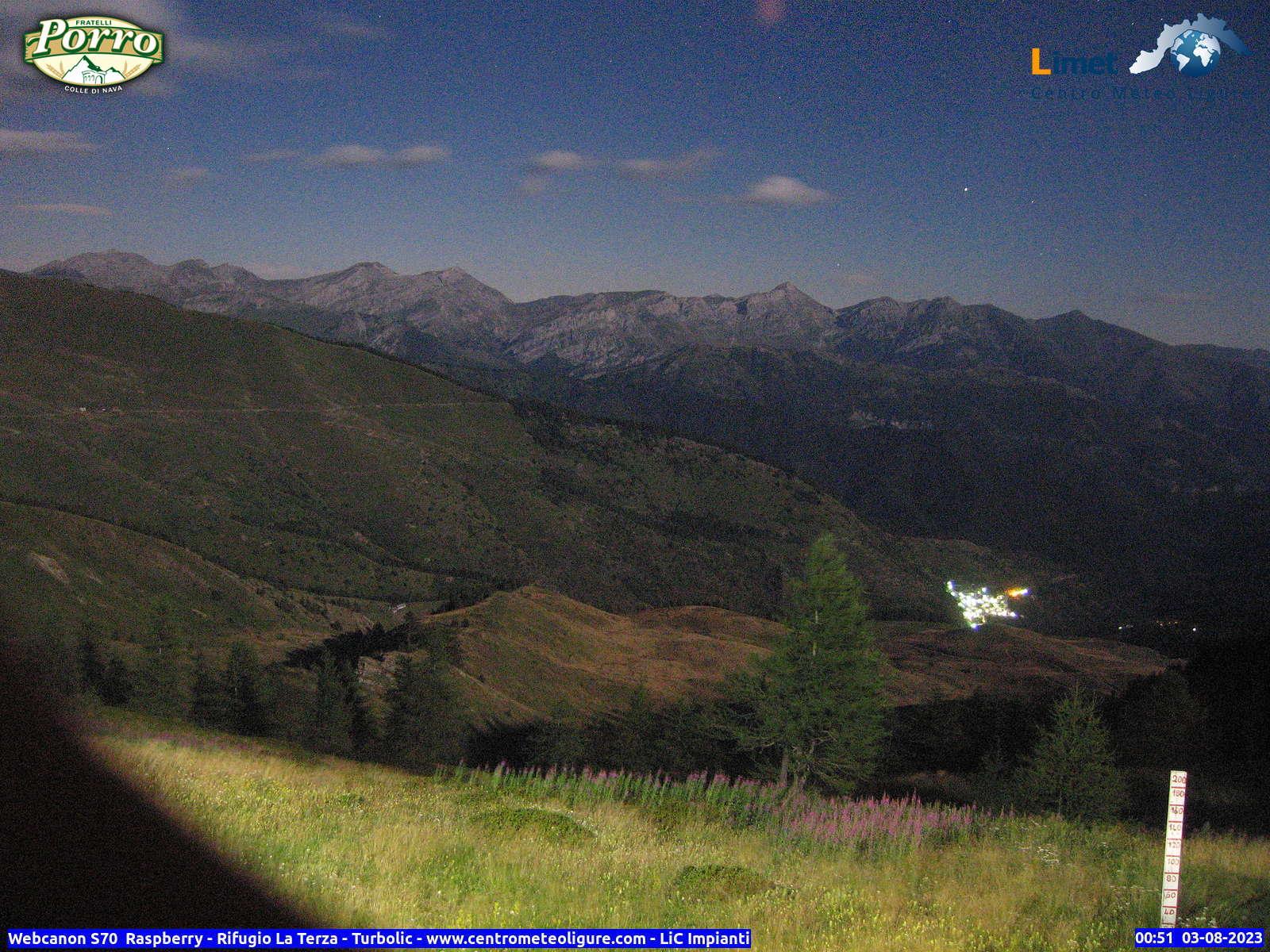 Webcam Rifugio La Terza