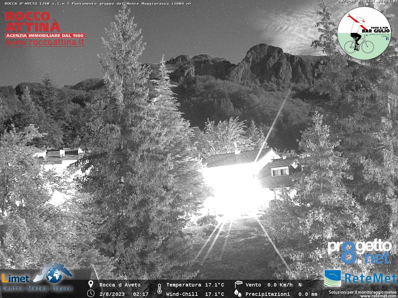 Webcam <br><span> rocca d'aveto</span>